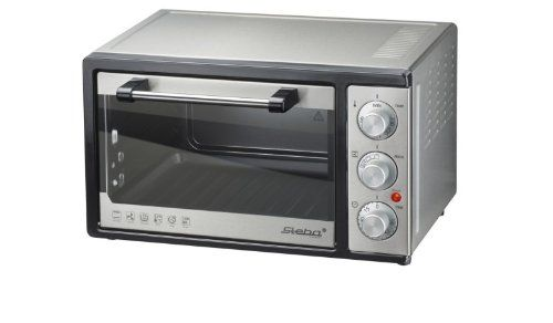 Steba KB19 Grill-Backofen / 18 L / 1300 Watt / Programmw�hler