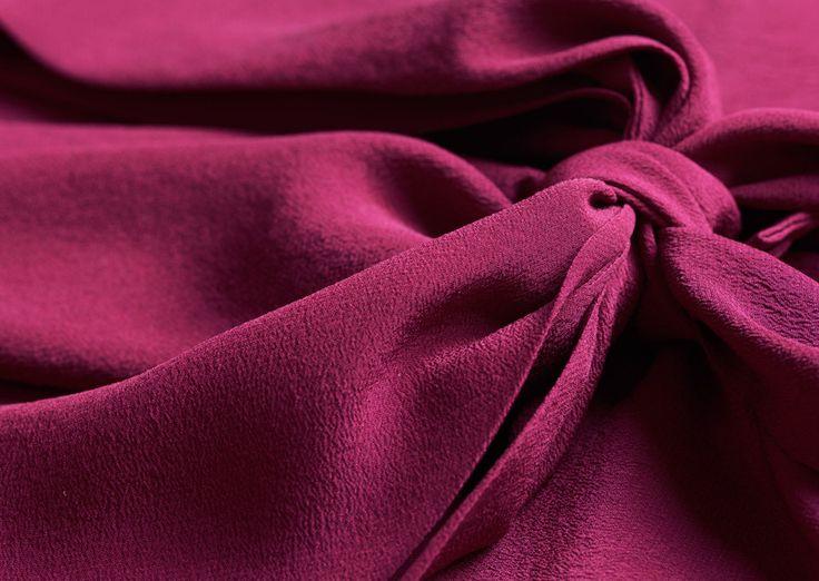 Лето OL100 % шелк бант кайт длинными рукавами шелк рубашка с большие ярдов предварительно купить на AliExpress
