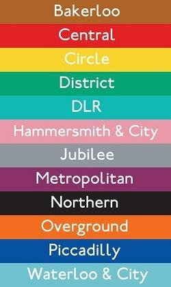 linee metro