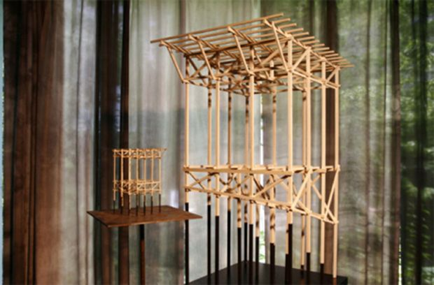 Peter Zumthor - exclusive look at architecture models | Architecture | Agenda | Phaidon