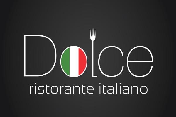 Dolce Italian Restaurant - Logo by Injektilo , via Behance