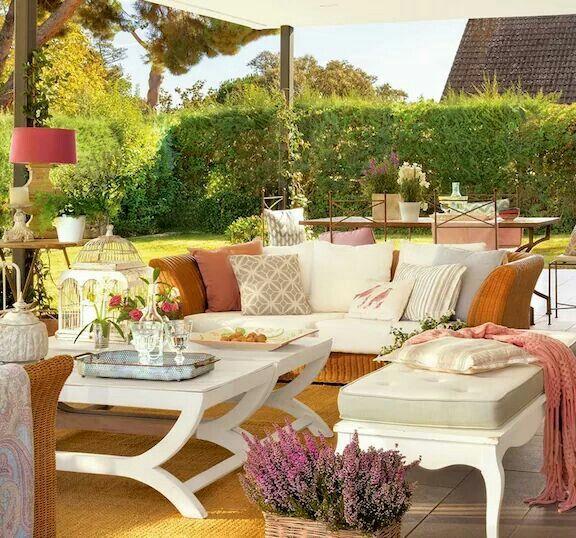 Vinzon Decoracion Jardines ~ M?s de 1000 im?genes sobre Outdoor Special Settings en Pinterest