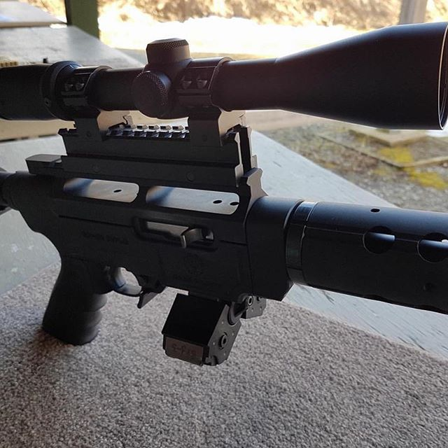 Get that 10/22 Matadord up! Thomas did. And heres what he has to say about it: The X-Press Release and Mag-Rotor are solid well built and work perfectly in my SR-22. Great products. Thomas. Thanks for the picture and great review! #matadorarms #magrotor #madeincanada #ruger1022 #ruger #1022 #hunting #targetshooting #shooting #pewpew #igmilitia #gunsofinstagram  #tactical #tacticool #aluminum #rugertakedown #22lr #xpressrelease