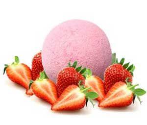Strawberry Milkshake Bath Bomb Recipe