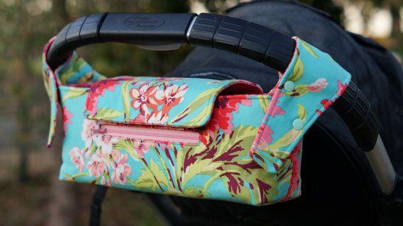 Pram Caddy/Pram Organiser/Stroller Caddy/Stroller Organiser/Stroller Bag/Wheelchair Bag/Shopping Trolley Organiser PDF Sewing Pattern