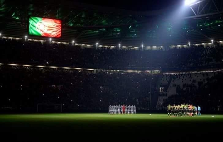 Juventus 2x1 Sporting Clube de Portugal (18/10/2017)