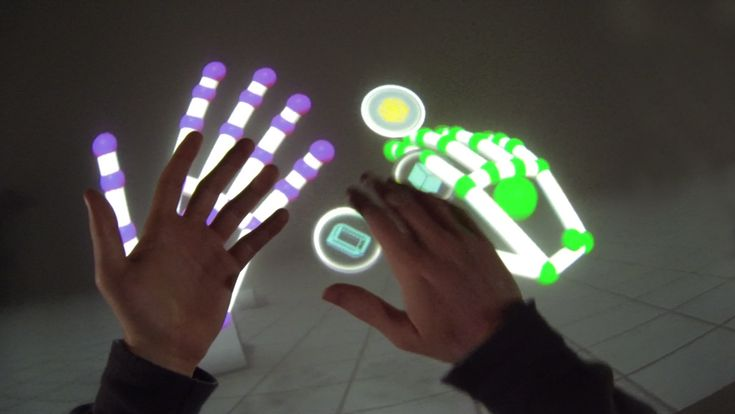 Leap Motion's Interaction Engine puts the handy into hand-tracking