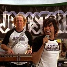 Jeffster! Possibly the best television show band ever!