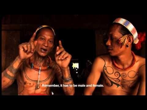Mentawai Tattoo Revival