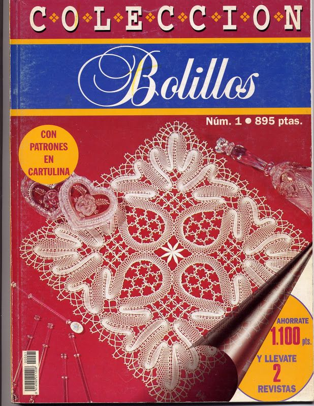 coleccion bolillos 1 - Victoria sánchez ibáñez - Álbumes web de Picasa