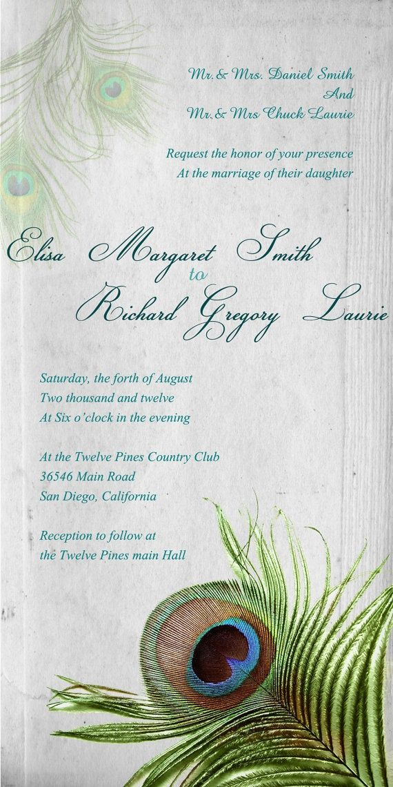 free wedding invitation templates country theme%0A free printable wedding invitation templates download  Google Search