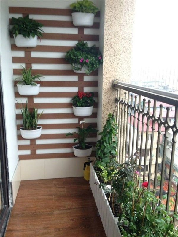 Solution Ideas For Small Balcony Wall Planter Unique Balcony Garden Decoration And Easy Diy Ideas In 2020 Wall Planter Small Balcony Vertical Garden