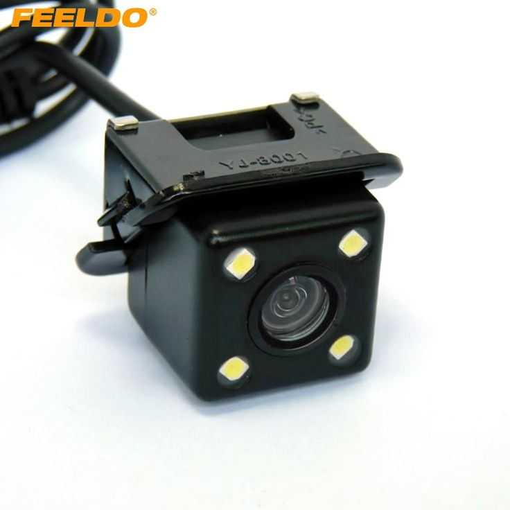 Lovely Special Car Backup Rear View Camera With LED For Toyota Camry Reversing Camera