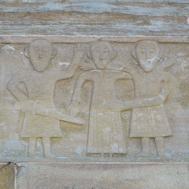 Decollazione di San Giovanni Battista. Pieve di Santa Maria Assunta - Vicopisano