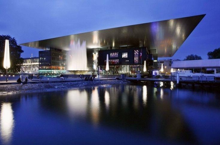 Концертный зал культурного центра Люцерна. Как выглядят лучшие в мире конференц-залы — смотрите и читайте, мы постоянно собираем и обновляем информацию.