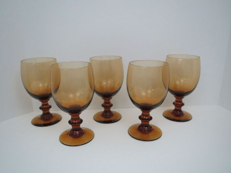 vintage kosta boda wine glasses | Rare Antiques For Sale Online