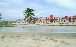 "Villas Latinos - ""After Photos ""  Hurricane Dean Ranchos Puerto Morelos Aug 2007 Yucatan Q Roo  Hurricanes tropical storms"