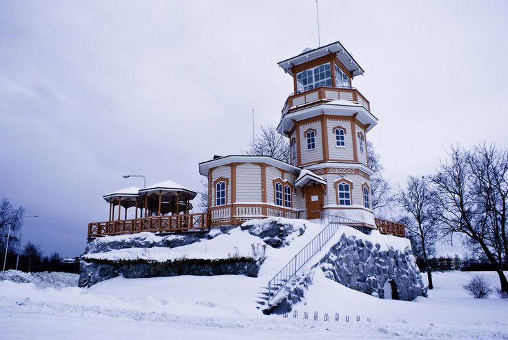 Oulu | 29 Stunning Places To Visit In Finland That Aren't Helsinki
