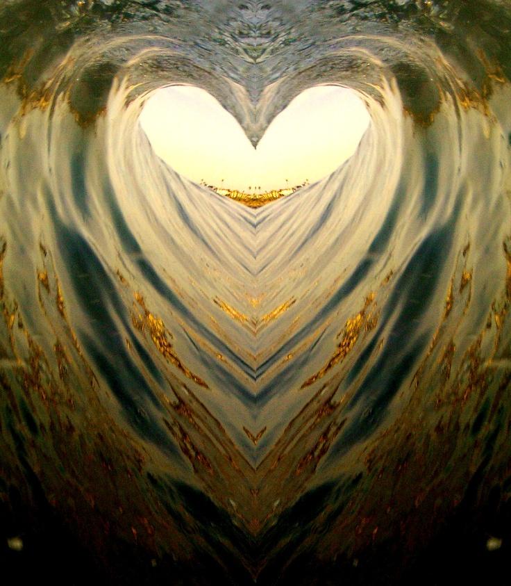 волны сердце картинки него