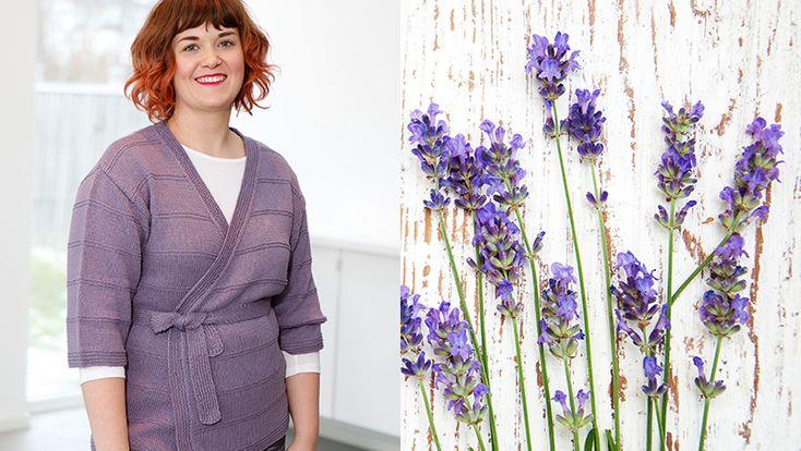 Snabbsticka supersnygg och enkel kimono-kofta