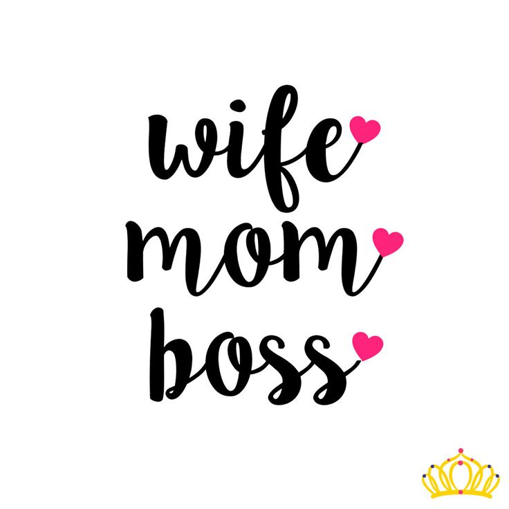 Wife Mom Boss Decal, Mom Decal, Tumbler Decal for Mom, Yeti Decal for Woman, Mom Car Decal, Mom Yeti Decal, Mom Tumbler Decal by DashofFlair on Etsy