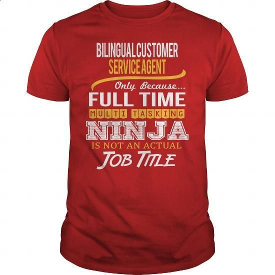 Awesome Tee For Bilingual Customer Service Agent #fashion #T-Shirts. SIMILAR ITEMS => https://www.sunfrog.com/LifeStyle/Awesome-Tee-For-Bilingual-Customer-Service-Agent-Red-Guys.html?60505