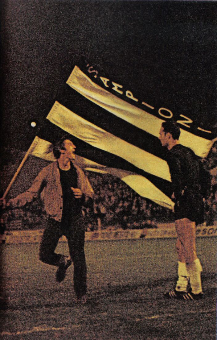 Partizan Belgrade fan :)