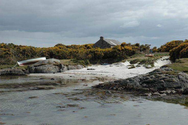 Isle of Gigha Beach © Copyright David Hayes