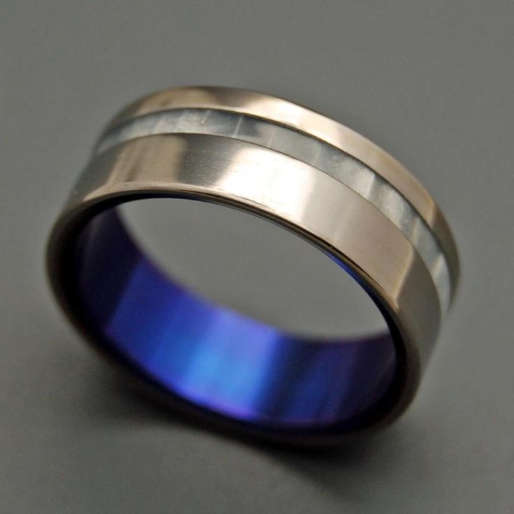 when you entered the room unique wedding rings titanium