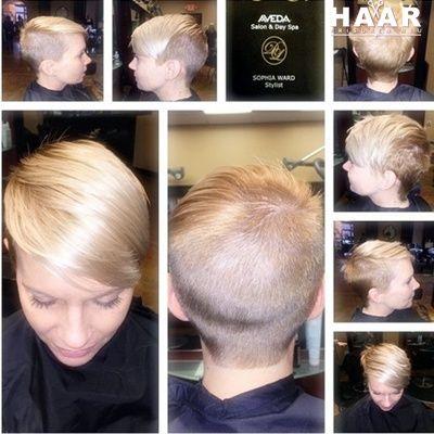 25 Fantastische Frisuren 2015 für feines Haar