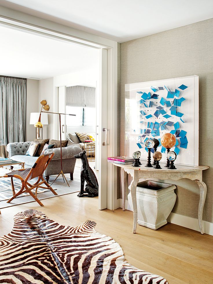 17 best ideas about zebra rugs on pinterest animal for Living room ideas with zebra rug