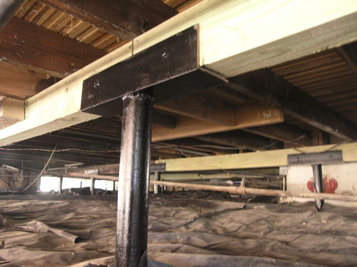 Pier and Beam Foundation Repair Experts