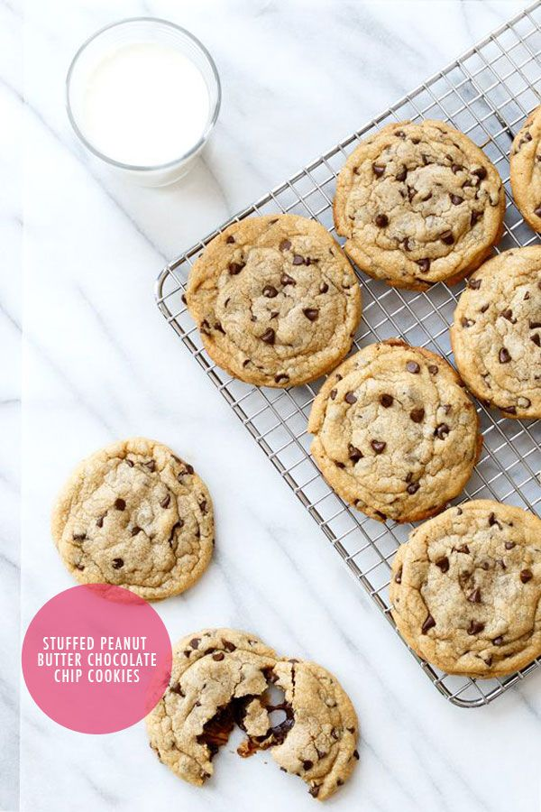 chocolate chip cookies (Oh Happy Day)