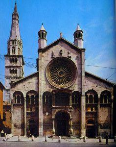 Il Duomo - Modena -Italy