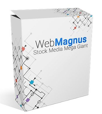 WebMagnus is a Memebership Site that delivers Royalty Free Huge Bundle of Royalty Contents each month, which includes stock video, vector, graphics, clipart, images, music cinematographs and much more at a incredibly low price to its subscribers