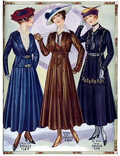 Fashions of the 1920s pictures of dresses