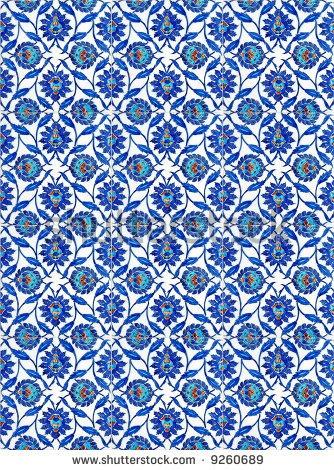stock photo : Turkish Tiles