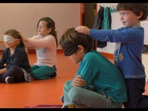La météo tactile (massage): vidéo - Objectif MaternelleObjectif Maternelle