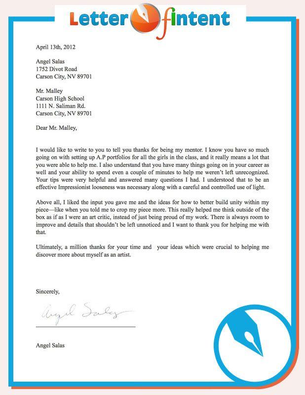 Best 25+ Letter of intent ideas on Pinterest Examples of cover - sample pharmacy residency letter of intent