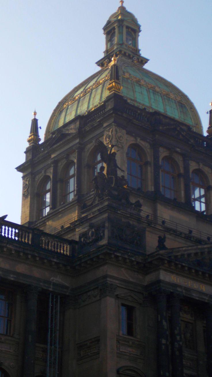 National Muzeum, Prague, Czech Republic