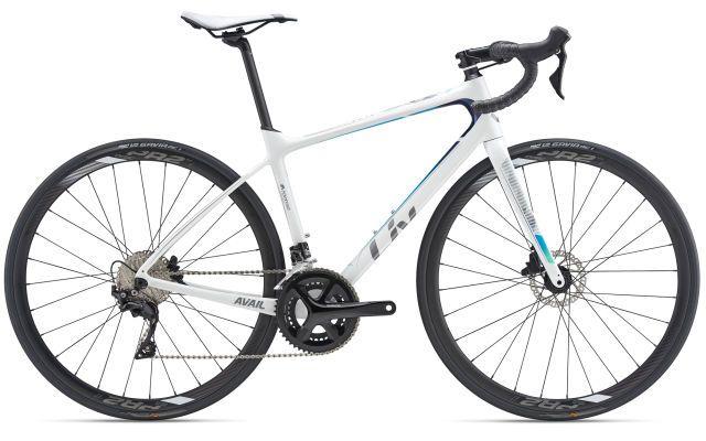 Avail Advanced 2 2019 Women Endurance Bike Liv Cycling United States Cycling Roadbike Cycle Womenscycling Giant Bikes Giant Bicycles Bicycle