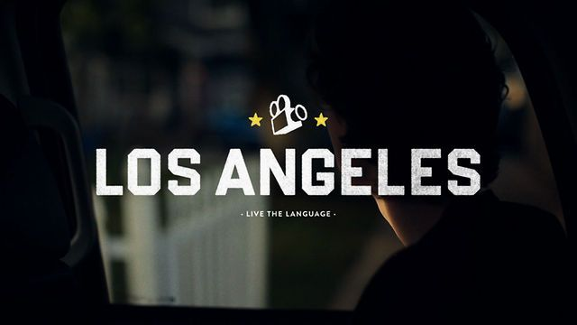 EF - Live The Language - Los Angeles by Albin Holmqvist. Commercial for EF International Language Centers.