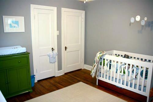 Paint Is Online From Sherwin Williams Sw7072 Nursery