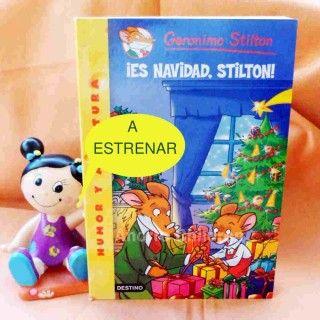 52 best images about Libros stilton on Pinterest   Amigos