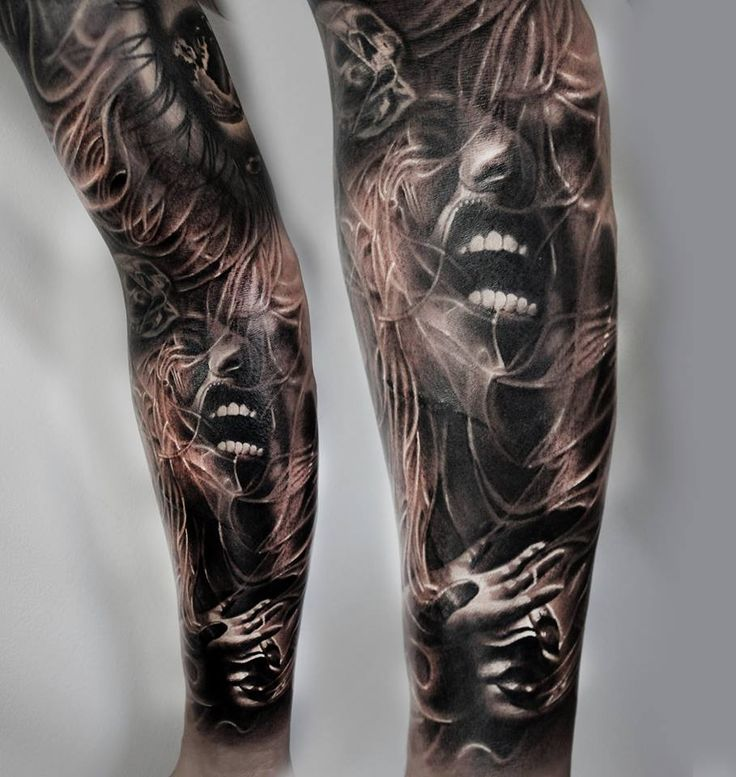 By luis fernando puedmag vinueza from puedmag custom ink for Custom ink tattoos