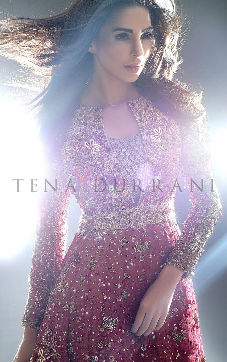 Magdelina Code: B42 www.tenadurrani.com/magdelina For queries, orders and appointments kindly email at info@tenadurrani.com or contact +92 321 232 4600. Visit www.tenadurrani.com to view the bridal collection, 'Omorose'. Model Fouzia Aman Photography Zara Tareen Makeup WAJID KHAN The Makeup Artist