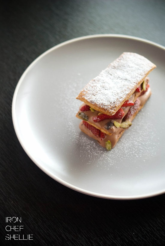 ... &Napoleon- on Pinterest | Mille Feuille, Napoleon Cake and Napoleon
