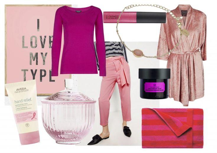 Pretty pink – shop løs af den lyserøde trend