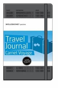 Moleskine Passions Travel Journal