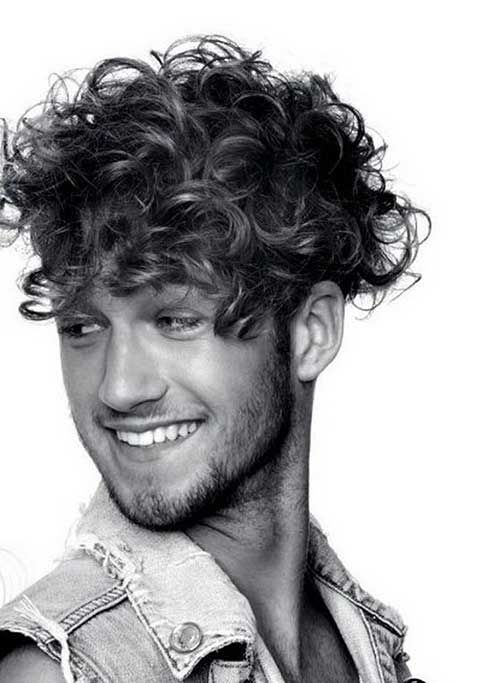 17 Best Ideas About Men S Medium Hairstyles On Pinterest